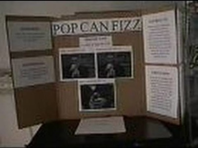!!!How To Do A Science Fair Project Board!!!