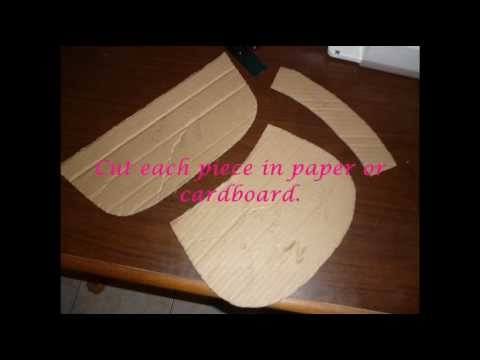 How to make a buttercup bag