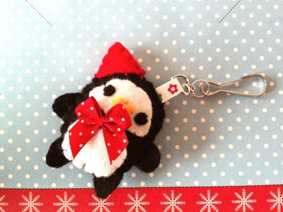 How to Make a Cute Penguin Plushie