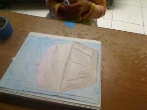 How to make a paper magic wand 8)