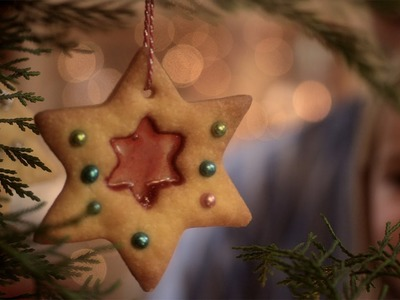 How to make Christmas Biscuit Decorations