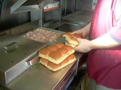 How to make Krystal burgers - Chris Williams