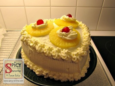 How to make Pineapple Cake. Pineapple Pastry