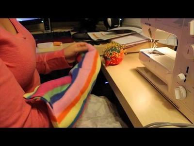 How to Make Toddler Pants