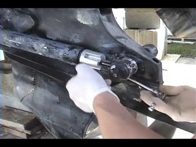 How To: Replace Zinc Anodes