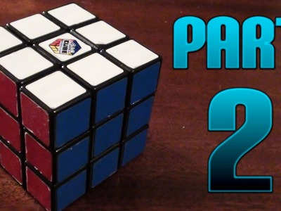 How to solve a 3x3x3 Rubik's Cube - Part 2