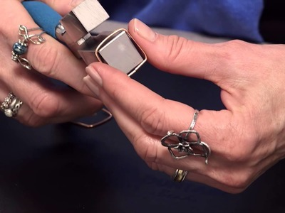 How to Use the Wubbers® Square Mandrel Pliers