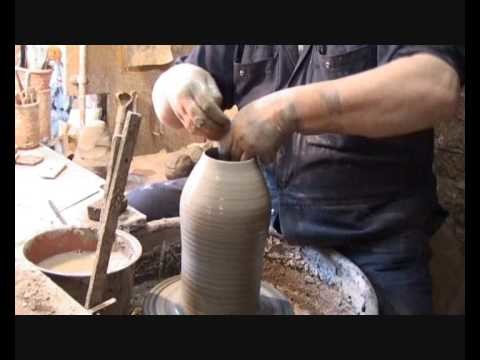 Making a Salt Pig - Part 1 of 4 :Throwing the Body and Throat