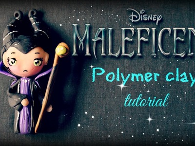 Maleficent ● Polymer Clay Tutorial