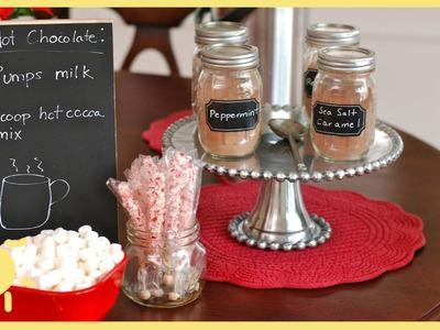 MEG | Hot Chocolate Mix and Gift Basket