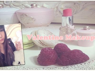 ♥ My Valentine Makeup Tutorial ♥