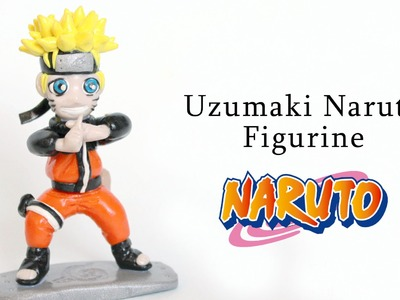 Naruto Uzumaki Polymer Clay Figurine Tutorial