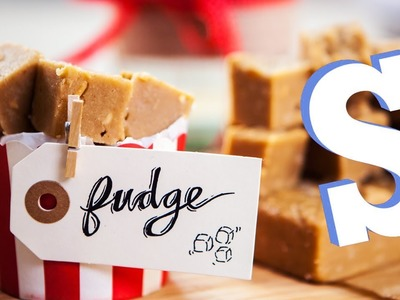 Peanut Butter Fudge Recipe - Food Gifts