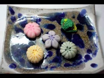 Polymer Clay Made Easy: Wagashi