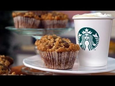 Pumpkin Spice Latte Muffins Recipe | Eat the Trend