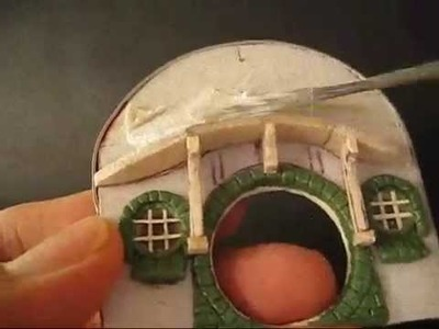 Quicktips 4-Making a Hobbit Hole(Bilbo's Bag End)