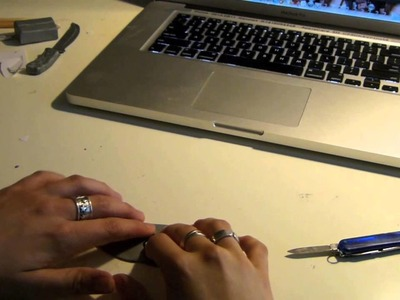 Rune necklace tutorial