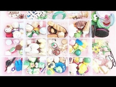 2013 Polymer clay charm collection