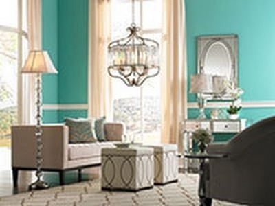 6 Interior Design Styles - Living Room Decorating
