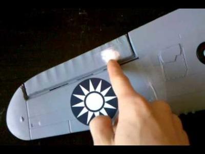 Broken RC Plane?  DON'T WORRY - Repair OR Rebuild!