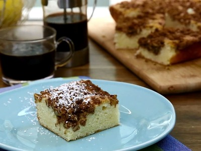 Brunch Recipes - How to Make Pecan Coffee Cake