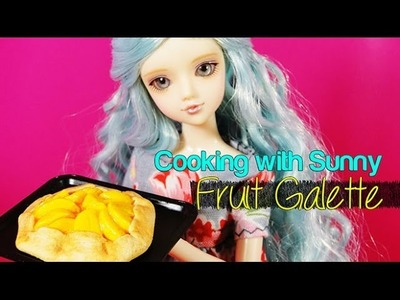 "[CWS] Polymer Clay Tutorial ""Fruit Galette"""