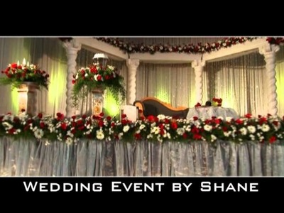 Cyprus Wedding Stage & Events