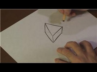 Drawing Lessons : How to Draw Prisms