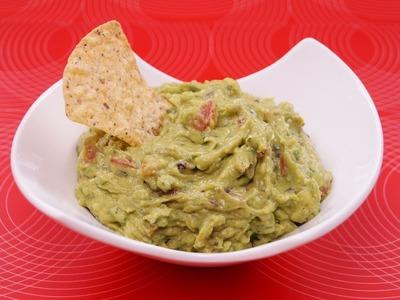 Guacamole Recipe: How To Make Easy Mexican Guacamole: Healthy Recipe! Di Kometa-Dishin' With Di  #70