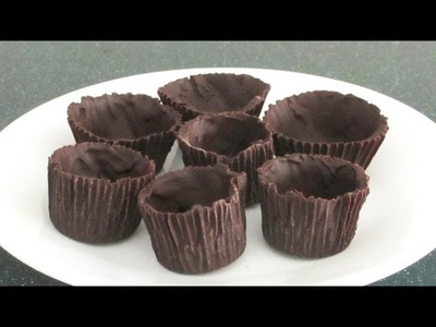 Homemade Chocolate Dessert Cups Recipe