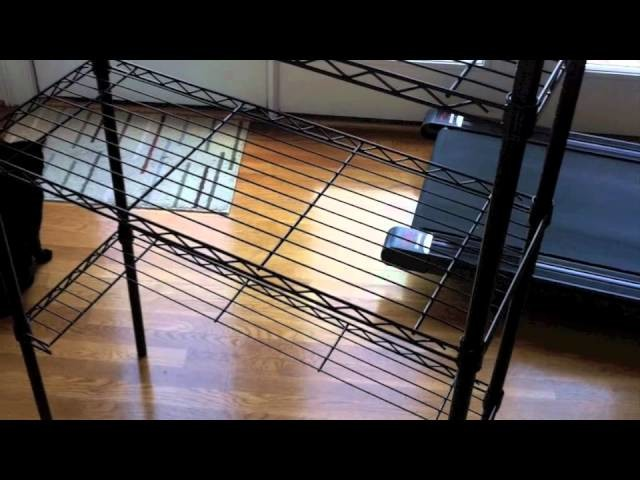 How to Build a Treadmill Desk.Cheap, Fast, Easy.