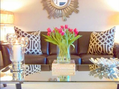 How to change your living room from blah to FAB!