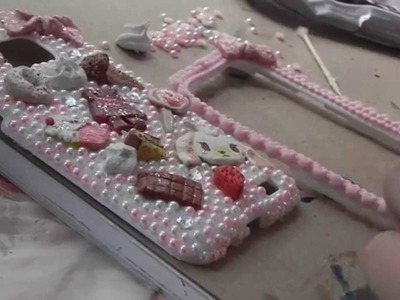 ^-^How to Decoden-Bling Your Cell Phone Case- A Tutorial With Video^-^