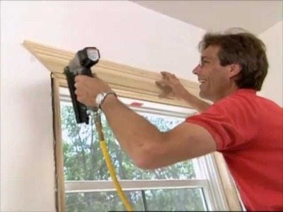 How To: Install Window Casings
