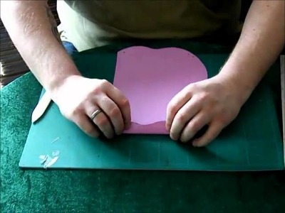 How to Make a C5 Envelope using A4 Card or Paper