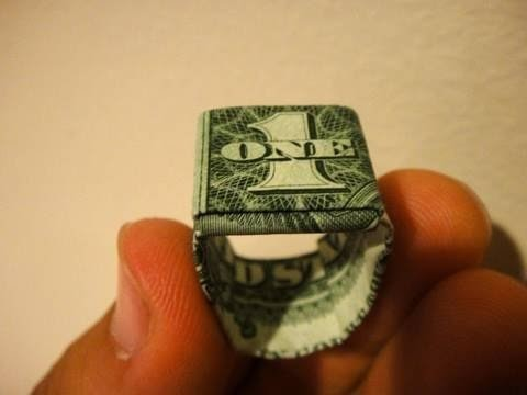 How To Make A Dollar Ring Easy!!