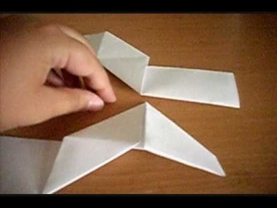 How To Make A Paper Shuriken (Ninja Star)