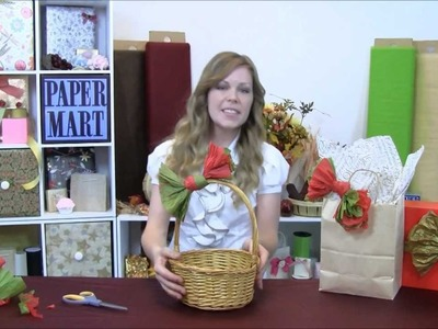 How to make a Tissue Bow