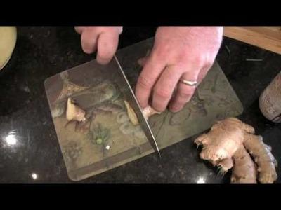 How to Make an Ahi Tuna Burger, from Hungry Girl
