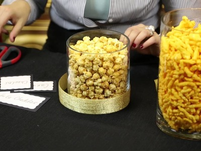 How to Make Decorations for an Academy Awards Party : Decor for Birthdays & Other Parties