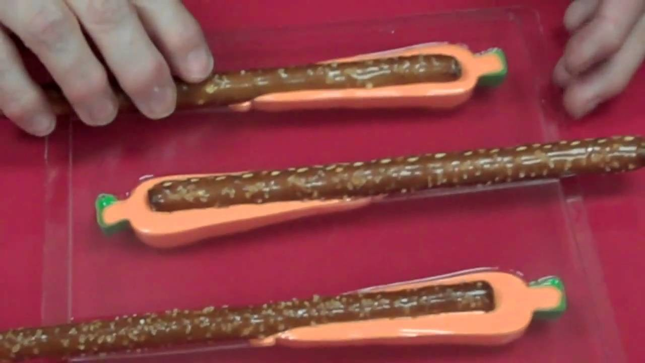 How To Make Pretzel Lollipops