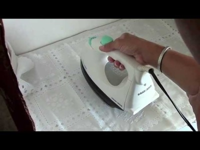 How to Safely Remove Wrinkles from Vinyl Tablecloth