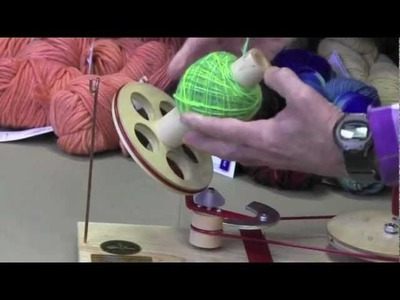 How To Use A Ball Winder and Swift