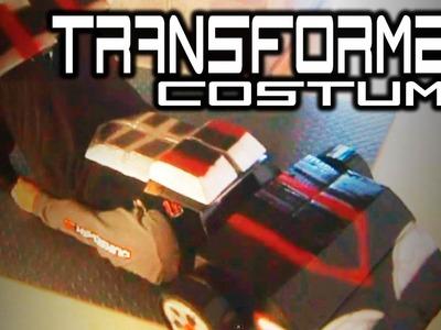 "Making a ""Transformer"" Costume (actually transforms)"
