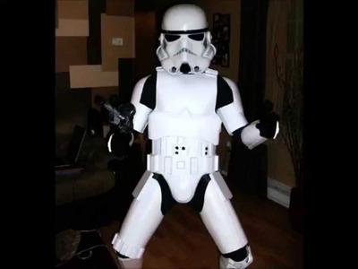 My homemade Stormtrooper costume
