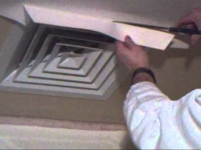 Papering a ceiling tutorial - Part 2.wmv