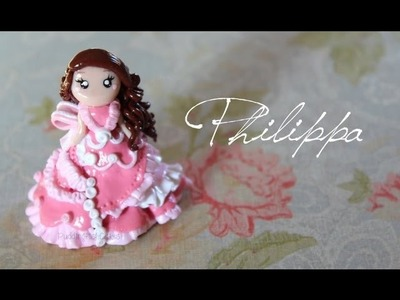 Philippa {Polymer Clay Sculpture}