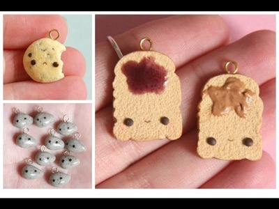 ♡ Polymer Clay Charm Update.Etsy Shop Update ♡
