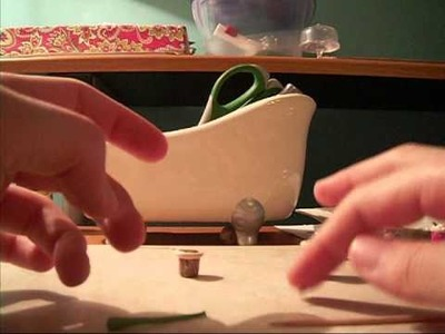 Polymer Clay Starbucks coffee tutorial!!! :D