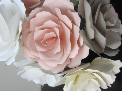 Rose Tutorial- Wedding Ideas.DIY